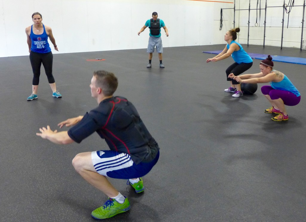 Friday: MUSCULAR/CARDIO ENDURANCE - AGOGE CrossFit Woodinville